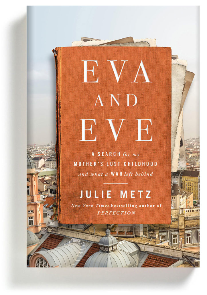 Julie Metz's Eva and Eve book cover