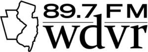 89.7 FM WDVR logo