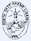 Northeast Harbor Library logo