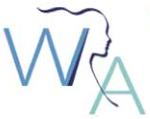Women Reading aloud logo