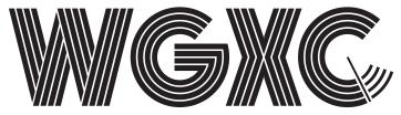 WGXC Radio Logo