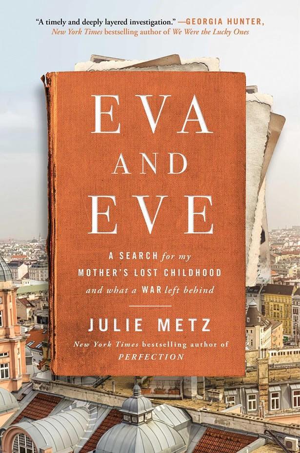 """Eva and Eve"" book cover art"