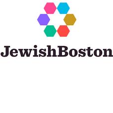 Jewish Boston logo