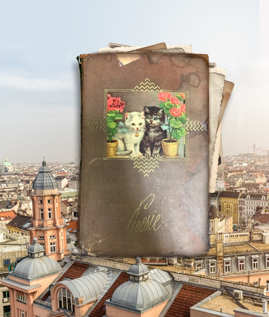 Eva's Austrian Poesie book