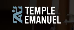 Temple Emanuel logo